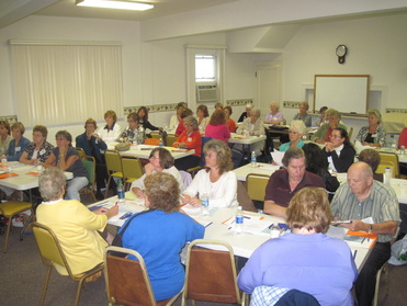 Tax Collectors Workshop at Clarion County Pa. Convention